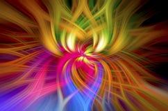 Abstrakter Hintergrund Mehrfarben Stockfotos