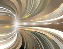 Abstrakter Hintergrund mit Bewegungseffekt Stockfotos