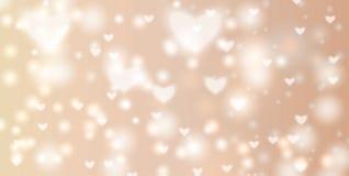 Abstrakter Hintergrund mit bokeh Effekt kann verwendet werden Stockbilder