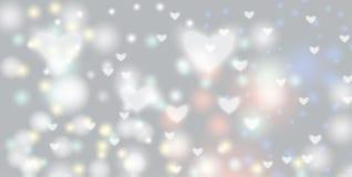 Abstrakter Hintergrund mit bokeh Effekt kann verwendet werden Lizenzfreies Stockfoto