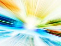 Abstrakter Hintergrund mit copyspace Lizenzfreie Stockbilder