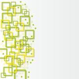 Abstrakter Hintergrund mit Datenträgerabbildungen Lizenzfreies Stockbild