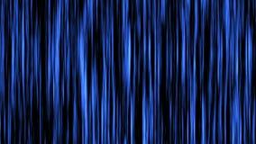 Abstrakter Hintergrund mit dem Animationsbewegen von magischen Linien lizenzfreie abbildung