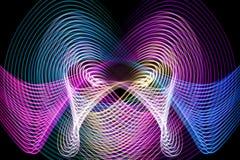 Abstrakter Hintergrund mit den horizontalen und vertikalen Unterbrechungen vektor abbildung