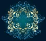 Abstrakter Hintergrund mit einem Muster. Stockfotografie