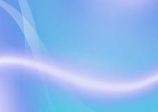 Abstrakter Hintergrund mit Fantasiefeuer Lizenzfreie Stockfotos