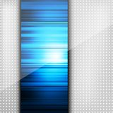 Abstrakter Hintergrund mit farbigen Linien Stockfotos