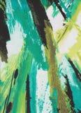 Abstrakter Hintergrund mit großen Bürstenanschlägen Stockbild
