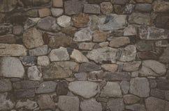 Abstrakter Hintergrund mit groben Steinen Lizenzfreie Stockfotos