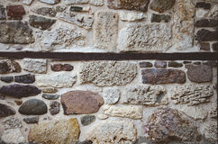Abstrakter Hintergrund mit groben Steinen Lizenzfreie Stockbilder