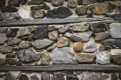Abstrakter Hintergrund mit groben Steinen Stockfoto