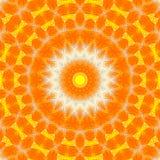 Abstrakter Hintergrund mit konzentrischem Muster Stockbild
