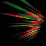Abstrakter Hintergrund mit Lichteffekt. Lizenzfreies Stockfoto