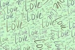 Abstrakter Hintergrund mit Liebe für Valentinstag, Feiern oder Jahrestag Grafik, Bündel, Grafik u. Entwurf lizenzfreie abbildung