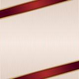 Abstrakter Hintergrund mit Linien für Design Vektor Abbildung