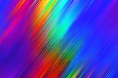 Abstrakter Hintergrund mit Linien und Farben Lizenzfreies Stockfoto