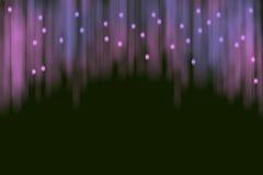 Abstrakter Hintergrund mit magischer Leuchte Lizenzfreies Stockfoto