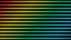 Abstrakter Hintergrund mit mehrfachen Linien Stockfotografie