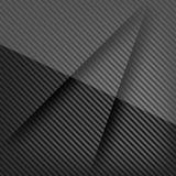 Abstrakter Hintergrund mit Papierschichten und Schatten Stockfotos