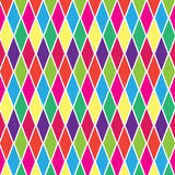 Abstrakter Hintergrund mit Rauten in den weichen schönen Farben Lizenzfreie Stockbilder
