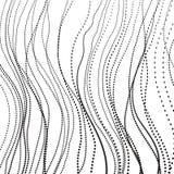 Abstrakter Hintergrund mit schillernder Maschensteigung Lizenzfreies Stockbild