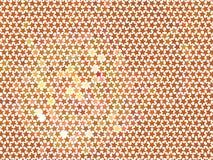 Abstrakter Hintergrund mit Sternen Dieses ist Datei des Formats EPS8 Beschmutzter Halbtoneffekt Lizenzfreie Stockbilder