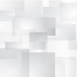 Abstrakter Hintergrund mit transparentem Rechteck Lizenzfreies Stockfoto