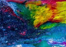 Abstrakter Hintergrund mit verschiedenen Schatten von Farben lizenzfreie stockfotografie