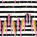 Abstrakter Hintergrund - nahtlose Mustertapete Lizenzfreies Stockbild