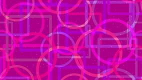 Abstrakter Hintergrund, nahtlose Schleife stock video