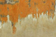 Abstrakter Hintergrund, Orange und Gray Colors Lizenzfreies Stockbild