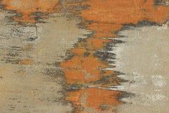 Abstrakter Hintergrund, Orange und Gray Colors Stockbilder