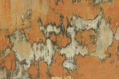 Abstrakter Hintergrund, Orange und Gray Colors Stockfoto