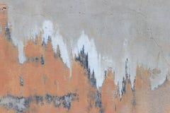 Abstrakter Hintergrund, Orange und Gray Colors Stockfotografie