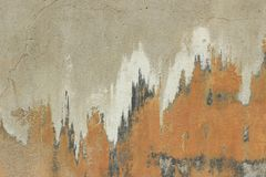 Abstrakter Hintergrund, Orange und Gray Colors Stockfotos