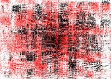 Abstrakter Hintergrund, Rot, Weiß, schwarz Lizenzfreies Stockbild