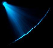 Abstrakter Hintergrund, schöne Strahlen des Lichtes Lizenzfreie Stockfotos