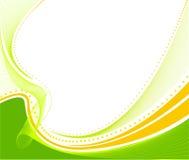 Abstrakter Hintergrund - Vektor Lizenzfreies Stockbild
