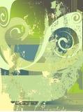 Abstrakter Hintergrund (Vektor) Stockbild