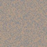 Abstrakter Hintergrund vieler Quadrate Das Bild ist in Stücke gebrochen lizenzfreie abbildung