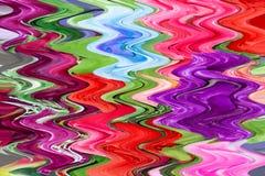 Abstrakter Hintergrund vom bunten Tropfen auf Boden Kunstfarbe auf Wand für Hintergrund Bild für addieren Textnachricht Hintergru stockfotos