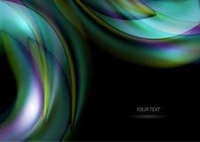 Abstrakter Hintergrund vom Kreis Stockfotos