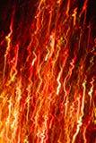 Abstrakter Hintergrund von bunten Crankles in der Bewegung Lizenzfreies Stockfoto