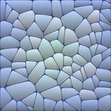 Abstrakter Hintergrund von den Edelsteinen stock abbildung