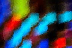 Abstrakter Hintergrund von kristallisiert Stockbilder