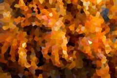 Abstrakter Hintergrund von kristallisiert stockfoto