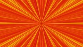 Abstrakter Hintergrund von Radiallinien des geometrischen Hintergrundes Zusammenfassung von den Linien zu zentrieren vektor abbildung