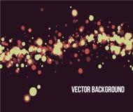 Abstrakter Hintergrund von spritzt für Design Lizenzfreies Stockfoto