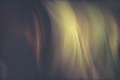 Abstrakter Hintergrund von Tulle-Gewebe in der Bewegung Stockfoto