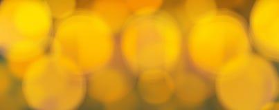 Abstrakter Hintergrund von unscharfen Lichtern stockfoto